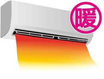 エアコンの暖房は足元が寒い おすすめなものとコスト比較
