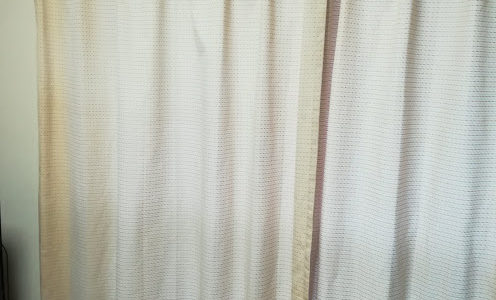 大掃除でカーテンを洗濯した!やり方と頻度はどのくらい?