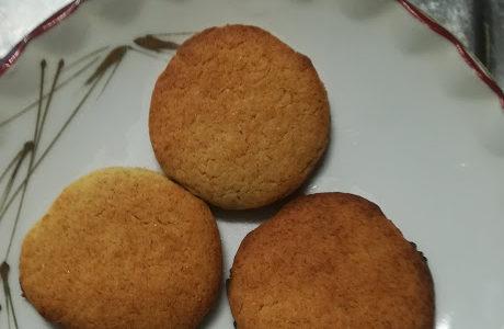 ホワイトデーお返しにクッキーの手作りはフライパンとホットケーキミックスで