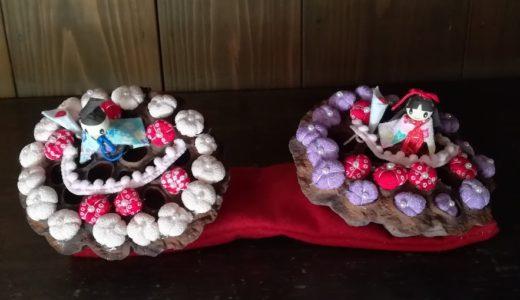 柳川の旧戸島家住宅のさげもんひな祭りを観光してきたよ!