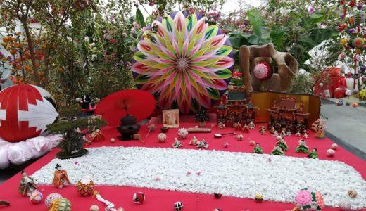 柳川杏理ファームのさげもんひな祭りに行ってきた!営業時間と入場料