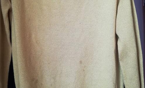 洋服の油汚れを落とす洗剤があったんだー!自宅で洗濯した結果